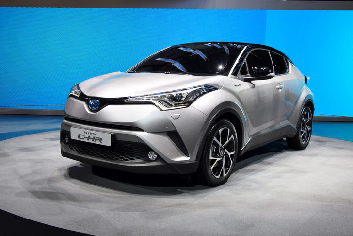 Toyota C-HR Hybrid 1.8 Advance