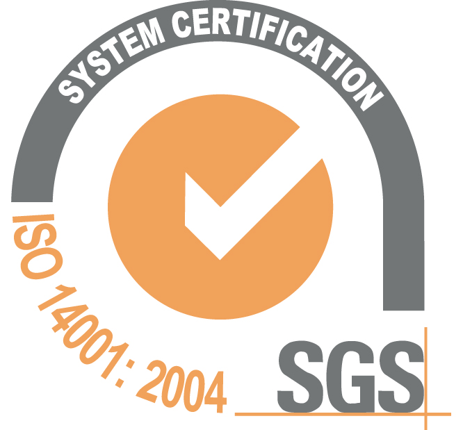 ISO 14001 : 2004 SGS